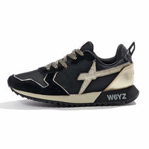 W6YZ Star Casual Style Street Style Logo Low-Top Sneakers