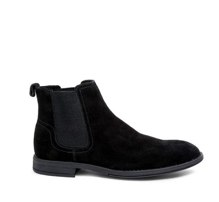 Steve Madden Suede Street Style Plain Chelsea Boots Chelsea Boots