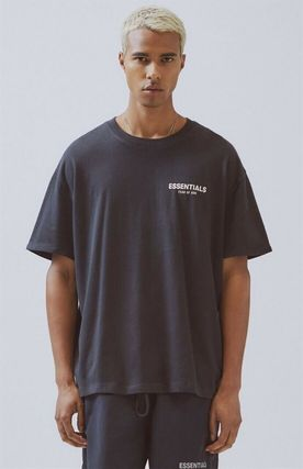 FEAR OF GOD Crew Neck Crew Neck Street Style Cotton Short Sleeves Oversized 2