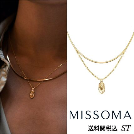 Costume Jewelry Casual Style Unisex Coin Street Style Chain