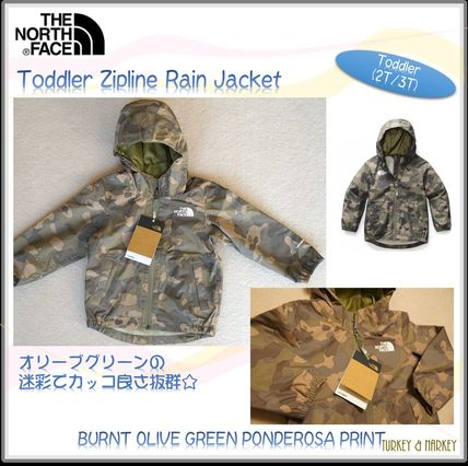 THE NORTH FACE Nylon Jacket  Kids Girl Outerwear