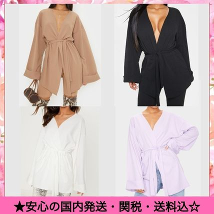 Casual Style Street Style Plain Medium Party Style