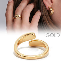 JENNY BIRD Casual Style Silver 14K Gold Elegant Style Rings