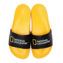 NATIONAL GEOGRAPHIC Unisex Street Style Logo Shoes
