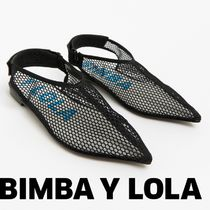 bimba & lola Plain Pointed Toe Shoes