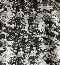 TOPMAN Flower Patterns Camouflage Street Style Short Sleeves Shirts