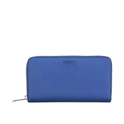 Unisex Bold Long Wallet  Logo Long Wallets