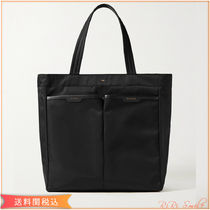 Anya Hindmarch Nylon A4 Plain Totes