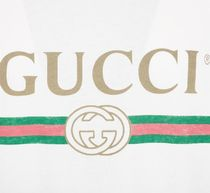 GUCCI More T-Shirts Street Style Short Sleeves Luxury T-Shirts 8