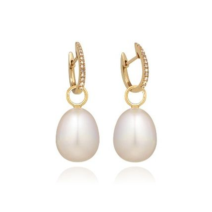Party Style 18K Gold Elegant Style Formal Style  Earrings