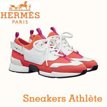 HERMES Casual Style Elegant Style Sandals