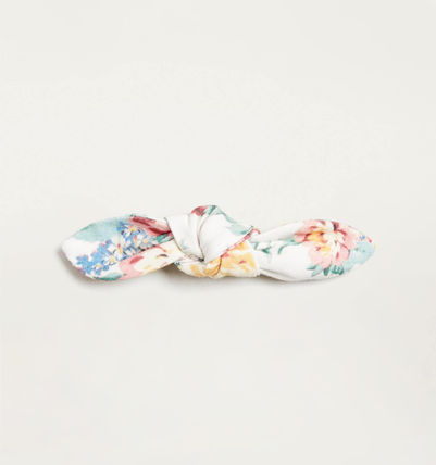 Barettes Casual Style Flower Elegant Style Icy Color Clips