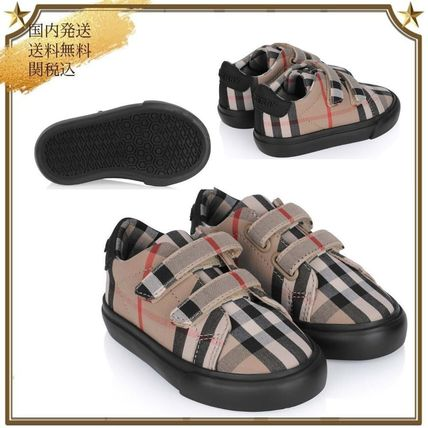 Shop Burberry Baby Girl Shoes by yu_clo