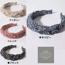 Anthropologie Casual Style Elegant Style Headbands