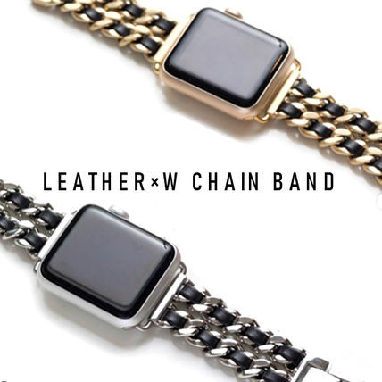 Casual Style Unisex Street Style Chain Party Style Stainless