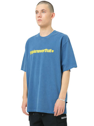 thisisneverthat More T-Shirts Plain Short Sleeves T-Shirts 14