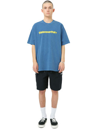 thisisneverthat More T-Shirts Plain Short Sleeves T-Shirts 15