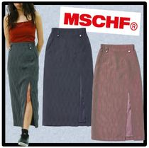 MISCHIEF Casual Style Street Style Skirts