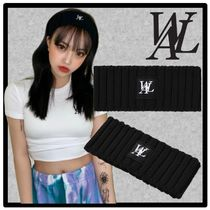 WOOALONG Casual Style Unisex Street Style Hair Accessories
