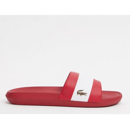 LACOSTE Logo Loafers & Slip-ons