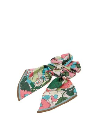 FENDI Scrunchy Casual Style Flower Party Style Office Style