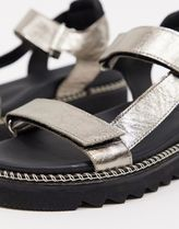 WHISTLES Casual Style Leather Sandals Sandal