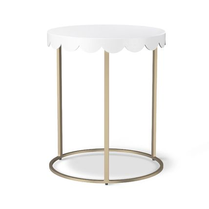 Gold Furniture Night Stands Table & Chair