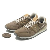 New Balance 996 Casual Style Street Style Logo Low-Top Sneakers