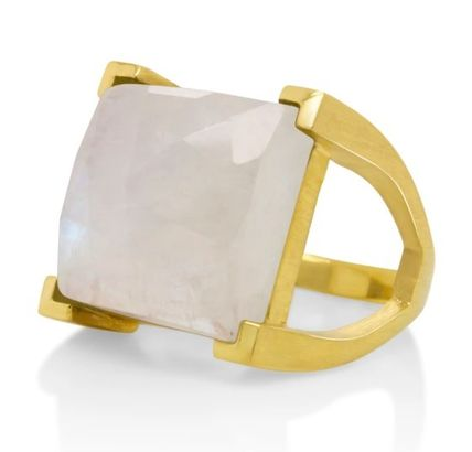 Party Style 22K Gold Elegant Style Rings