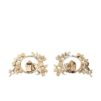 Party Style With Jewels Elegant Style Bridal Earrings