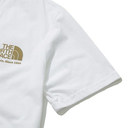 THE NORTH FACE More T-Shirts Unisex Street Style Outdoor T-Shirts 11