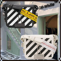 Off-White Shoulder Bags