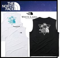 THE NORTH FACE Street Style Outdoor Tanks