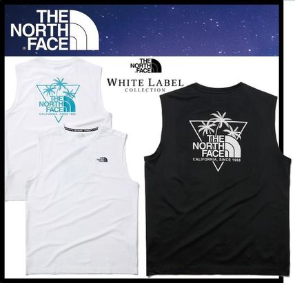 THE NORTH FACE Tanks Street Style Outdoor Tanks