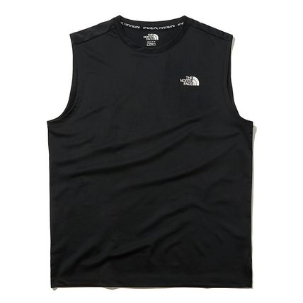 THE NORTH FACE Tanks Street Style Outdoor Tanks 2