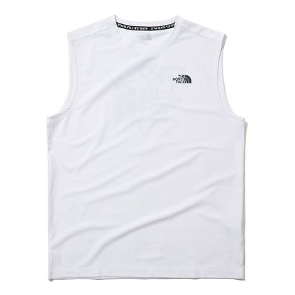 THE NORTH FACE Tanks Street Style Outdoor Tanks 11