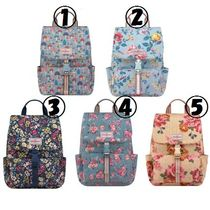 Cath Kidston Flower Patterns A4 Backpacks