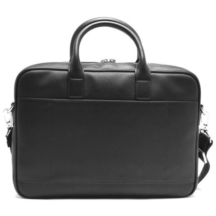 Leather PVC Clothing Logo Business & Briefcases