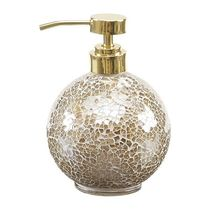 MADISON PARK More Décor With Jewels Glitter Co-ord Metallic Décor 9