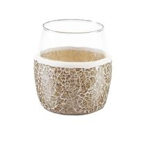 MADISON PARK More Décor With Jewels Glitter Co-ord Metallic Décor 10