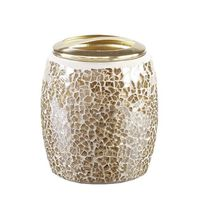 MADISON PARK More Décor With Jewels Glitter Co-ord Metallic Décor 11