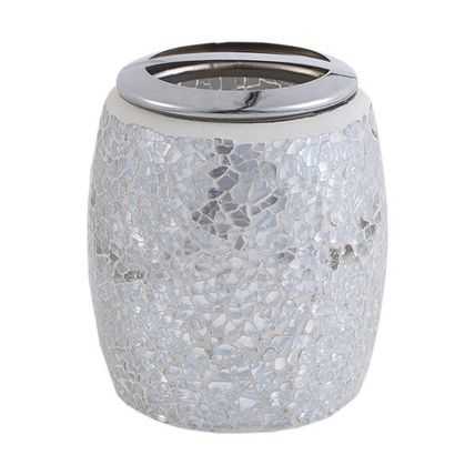 MADISON PARK More Décor With Jewels Glitter Co-ord Metallic Décor 3