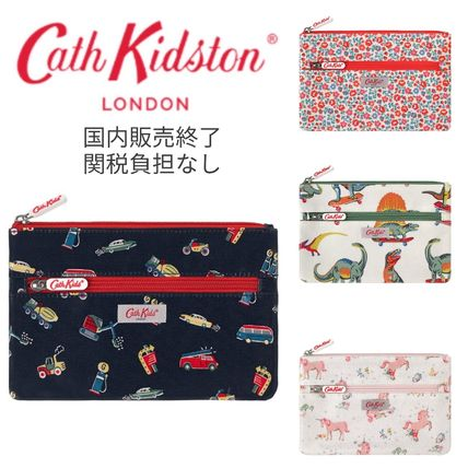 Unisex Logo Pouches & Cosmetic Bags