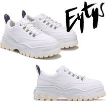 Eytys Casual Style Street Style Plain Low-Top Sneakers