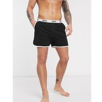 ASOS Street Style Bi-color Plain Cotton Logo Underwear & Lounge