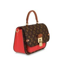 Louis Vuitton MONOGRAM Monogram Casual Style Calfskin 2WAY Leather Party Style