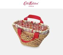 Cath Kidston Other Plaid Patterns Casual Style Blended Fabrics Bag in Bag