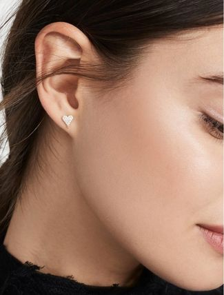 Casual Style Brass 18K Gold Elegant Style Formal Style