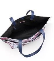 the SAK Flower Patterns Casual Style Faux Fur Totes
