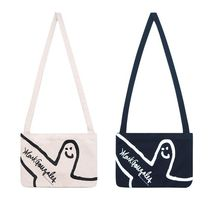 Mark Gonzales Casual Style Unisex Street Style Shoulder Bags